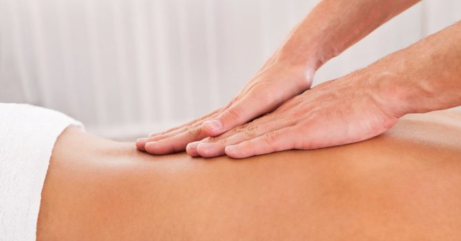 The Difference between Medical and Spa Massage image