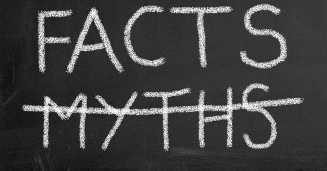 5 Common Myths about Chiropractic image