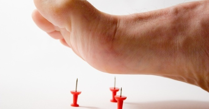 The Most Common Cause Of Heel Pain image