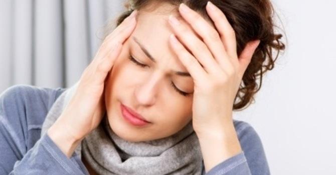 3 Ways a Chiropractic Visit Can Help Cincinnati Migraine Sufferers image