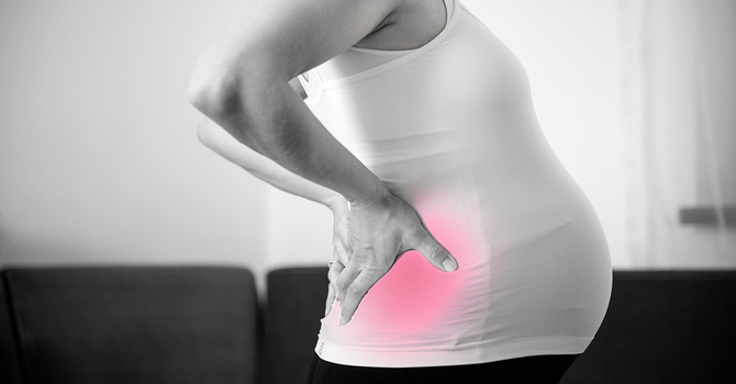 Pregnancy & Back pain